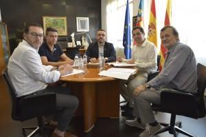 reunió xarxa valenciana innovació josé benlloch