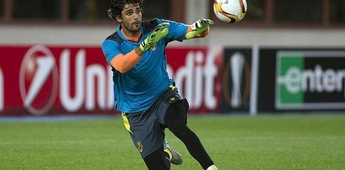 El Villarreal no fitxarà cap porter i confiarà en Barbosa fins al retorn d'Asenjo
