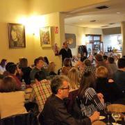El PP celebra el tradicional sopar de Nadal amb un centenar d'afiliats i simpatitzants