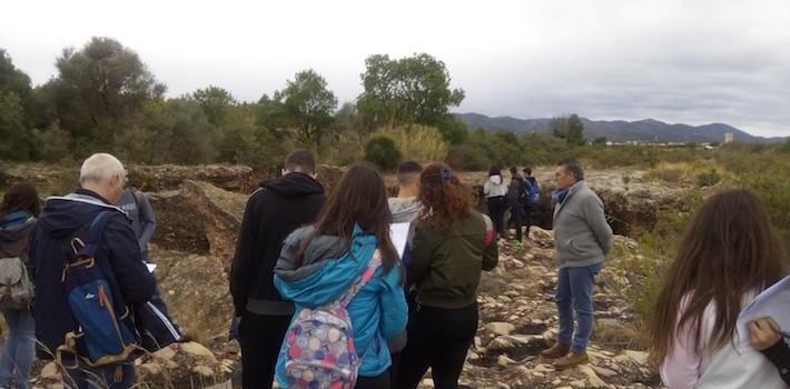 Els joves coneixen la riquesa dels barrancs amb el concurs Ciutat de Vila-real cap al desenvolupament sostenible