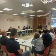 Una vintena de persones participen en la segona sessió de treball del Club Empresarial de Networking