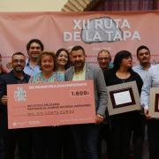 El Bodegón de Carlos, Más que tapas, Gades i Ca Esteve obtenen els primers premis de la XII Ruta de la Tapa