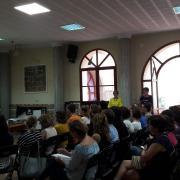 Un centenar de docents participen al seminari de formació en igualtat  'La coeducació a l'escola'