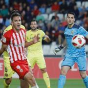 El Villarreal haurà de resoldre a casa l'eliminatòria de la Copa del Rei contra un Almeria molt lluitador (3-3)