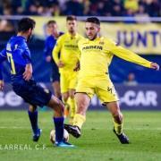 Els jugadors del Villarreal estan centrats a intentar donar-li una urpada al Barça en el Camp Nou