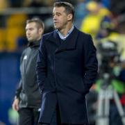 """El tècnic del Villarreal assegura que """"passar com primer és per a estar molt content"""""""