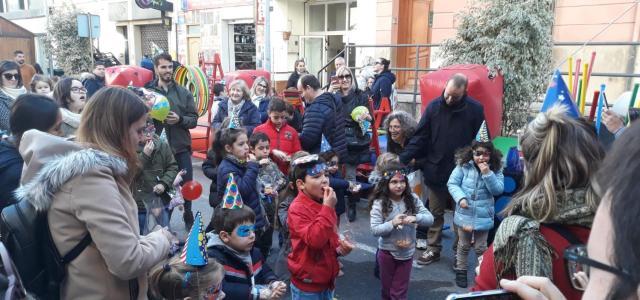 Vila-real avança l'entrada d'any amb les Campanades Kids