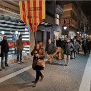 """Compromís lamenta la """"demagògia de PP i Cs"""" en titllar la commemoració de la Crema d'acte independentista"""