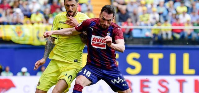 A Eibar sense Jaume ni Álvaro González, i amb el temps just per a recuperar-se del cansament