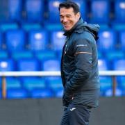 Luis García assegura que el Submarí somia amb signar una gran actuació en la Copa