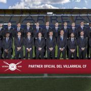 El Villarreal llueix, per tercer any consecutiu, els tratges de la prestigiosa marca Jajoan