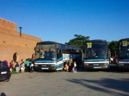 Servei de transport escolar
