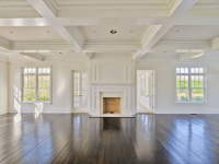 Paneled Ceiling - Home Design