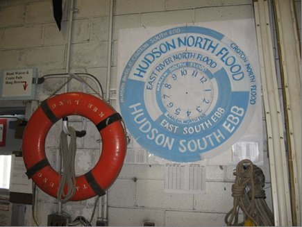 NYC Harbor Tide Wheel Village Community Boathouse \u2013 Pier 40