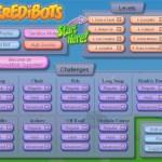 Incredibots Start Screen
