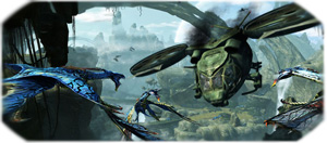 Avatar The Game Screenshot