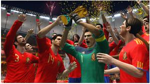 Spain Celebrates