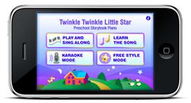 Twinkle Twinkle Little Star App