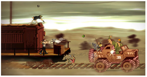 Shank Train Chase