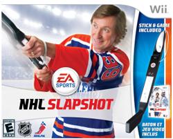 Wayne Gretzky NHL Slapshot