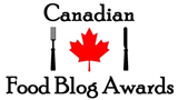 Canadian Food Blog Awards