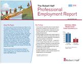 Professional Employment Report