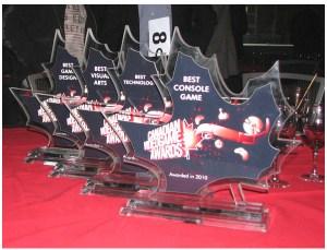 CVA 2010 Assassin's Creed Trophies