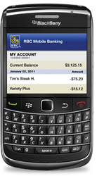 rbc Blackberry