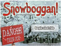 snowboggan