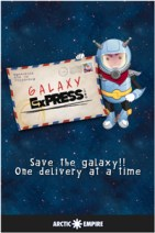 Galaxy Express Title Screen