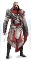 Ezio in Drachen Armour