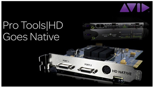 pro-tools goes native