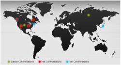 crowdfanatic map
