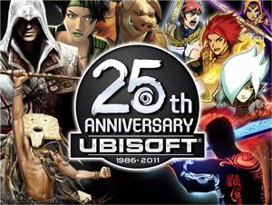 Ubisoft 25th Anniversary