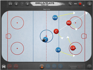 iHockey Manager for iPad