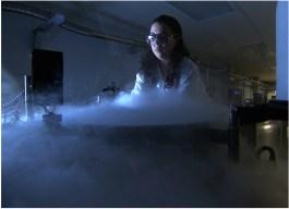 AMNH Cryogenic Ark - Photo Courtesy of Kensington TV