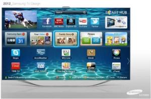 Samsung's Flagship Smart TV, the ES8000