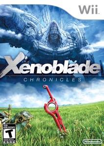 Xenoblade Chonicles Box Art