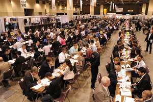discovery 12 speed networking world record