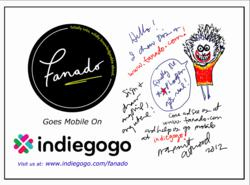 fanado on indiegogo