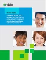 From HR Metrics to Workforce Analytics