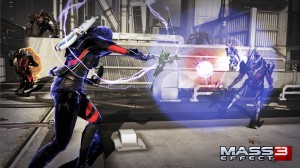 Mass Effect 3 - Earth DLC