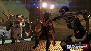 Mass Effect 3 - Earth DLC