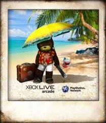 Naughty Bear Panic on Paradise Island