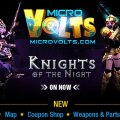 Microvolts Knights of the Night Update