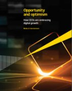 Opportunity and optimism: how CEOs are embracing digital growth PDF