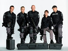 The Cast of Flashpoint