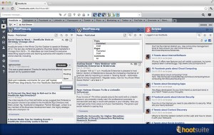 scripted and wordpress apps for hootsuite