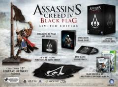 AC4 Black Flag Limited Edition