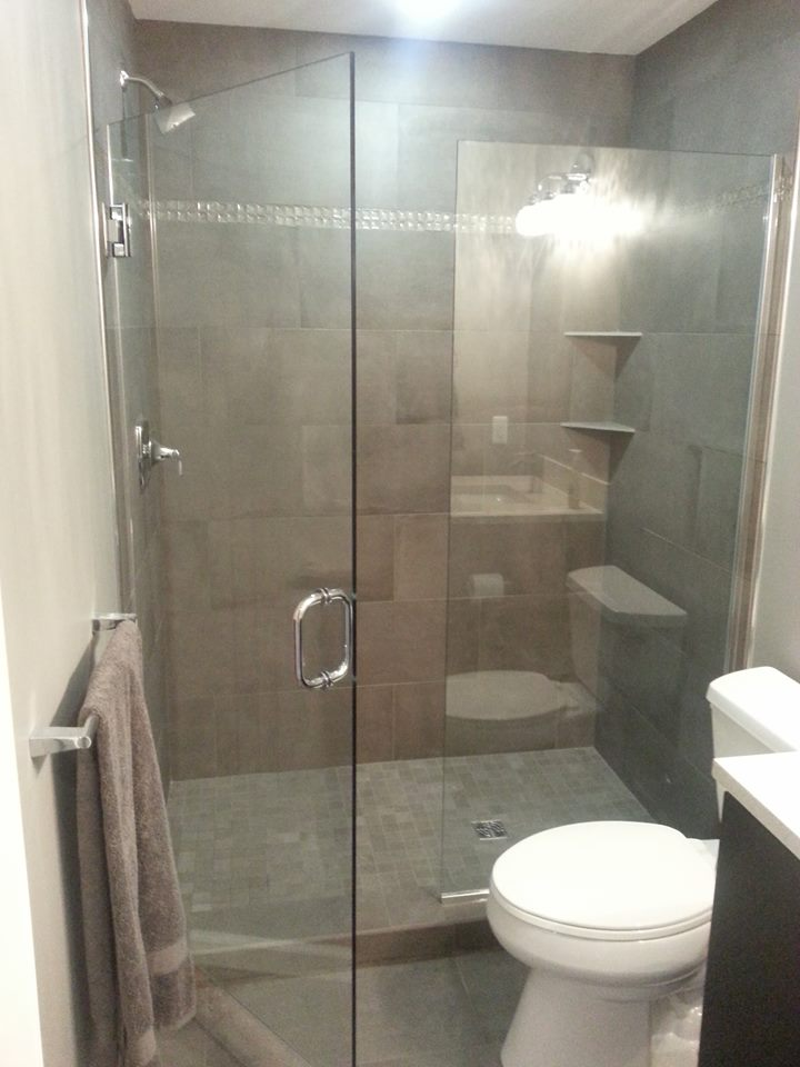 Village Glass Company of South Lyon, MI – Shower Doors and Enclosures